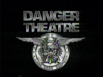 Danger Theatre - Image: Danger Theatre logo