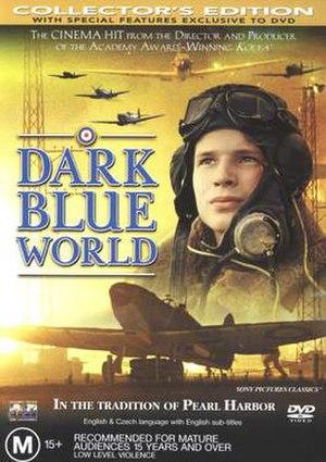 Dark Blue World - Australian DVD Cover