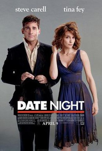 Date Night - Theatrical release poster