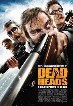 Deadheads (film) - Image: Deadheads Film Poster