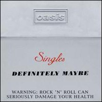 Definitely Maybe - Image: Definitely Maybe Singles box set cover