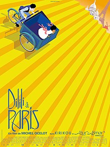 Dilili à Paris French poster.jpg