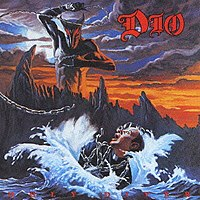 Holy Diver cover