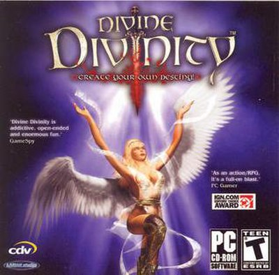 Picture of a game: Divine Divinity