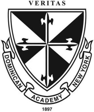 Dominican Academy - Image: Dominican Academy High School emblem