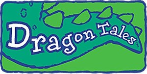 Dragon Tales - Image: Dragon Tales logo