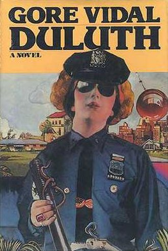 Duluth (novel) - Cover of the first edition