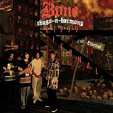 Image result for bone thugs album cover