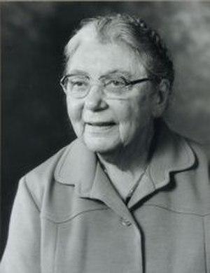 Elsie Widdowson - Image: Elsie Widdowson