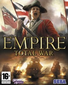 Empire: Total War box art