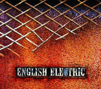 English Electric Part Two - Image: English Electric Part Two album cover