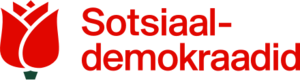 Social Democratic Party (Estonia) - Image: Estonian Social Democratic Party logo