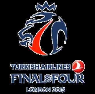 2013 Euroleague Final Four - Image: Euroleague F4 2013