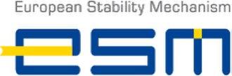 European Stability Mechanism - Logo of the ESM