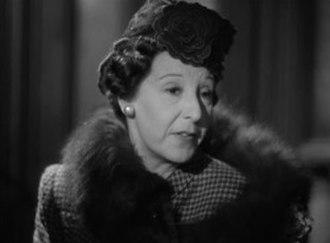 Everley Gregg - Gregg as Dolly Messiter in Brief Encounter, 1945