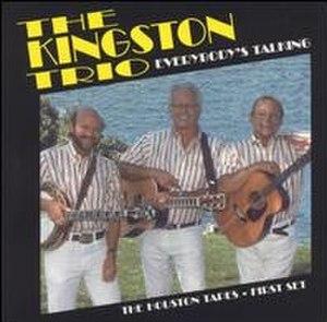 Everybody's Talking (album) - Image: Everybodys Talking Kingston Trio