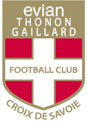 Thonon Évian Savoie F. C. - The badge of Évian Thonon Gaillard, 2009–16