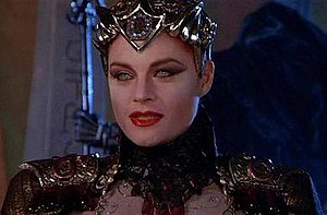 Evil-Lyn - Meg Foster as Evil-Lyn in the live action Masters of the Universe