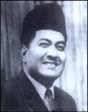 1950 East Pakistan riots - Fazlul Quader Chowdhury, the instigator of anti-Hindu riots in Chittagong.