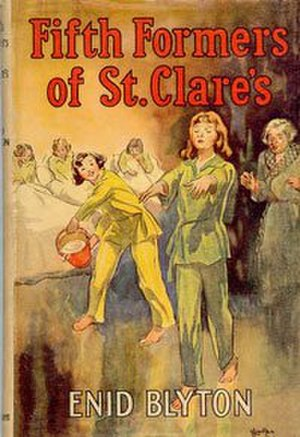 Fifth Formers of St. Clare's - First edition