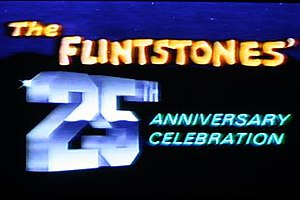 The Flintstones' 25th Anniversary Celebration - Image: Flintstones 25