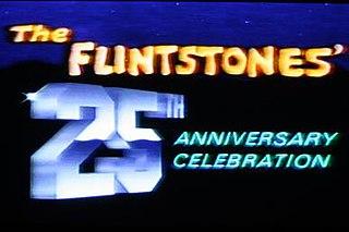 <i>The Flintstones 25th Anniversary Celebration</i>