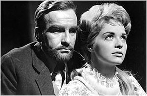 Freud: The Secret Passion - Montgomery Clift and Susannah York in Freud