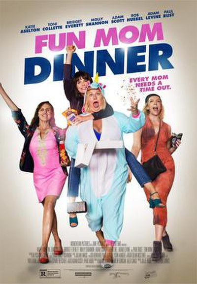 Picture of a movie: Fun Mom Dinner