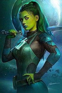 Gamora Comic book character