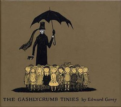 Picture of a book: The Gashlycrumb Tinies