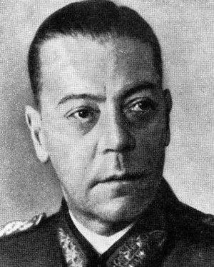 Ferdinand Schaal - Image: General Schaal