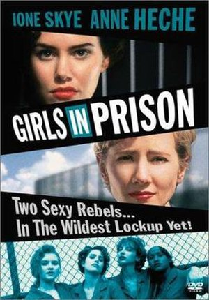Girls in Prison (1994 film) - Image: Girls in Prison