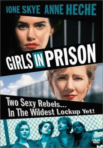 Girls in Prison (1994 film) - Image: Girls in Prison