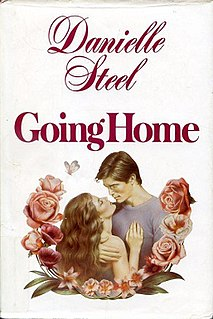 <i>Going Home</i> (Steel novel) novel by American Danielle Steel