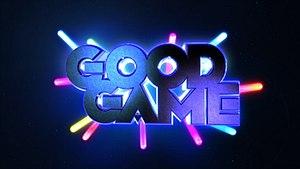 Good Game (TV program) - Good Game logo (2014–2016)