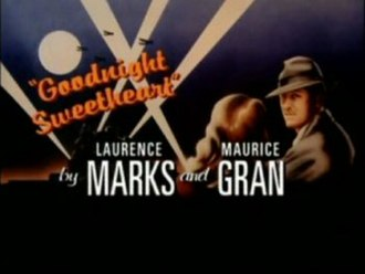 Goodnight Sweetheart (TV series) - Title card used for Series 1-6.