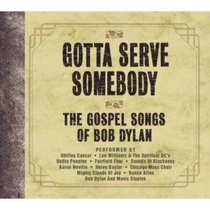 Gotta Serve Somebody cover