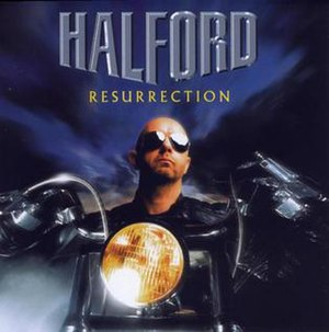 Resurrection (Halford album) - Image: Halford Resurrection