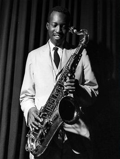 Picture of a band or musician: Hank Mobley