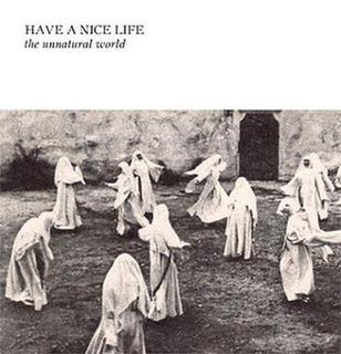 <i>The Unnatural World</i> 2014 studio album by Have a Nice Life