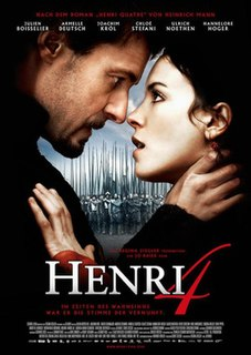 <i>Henri 4</i> (film) 2010 film by Jo Baier