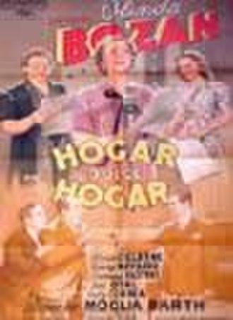 Hogar, dulce hogar - Image: Hogar, dulce hogar