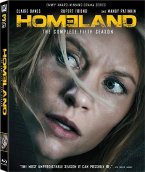 Homeland (season 5) - Image: Homeland Season 5