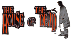 The House Of The Dead Game Poster