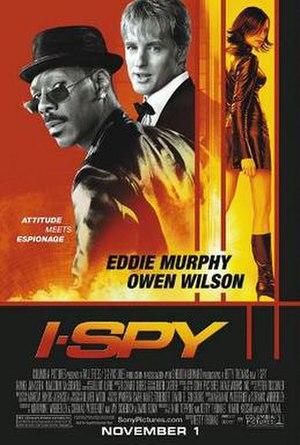 I Spy (film) - Official film poster