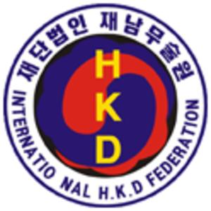 International H.K.D. Federation - Image: Ihf hkd logo