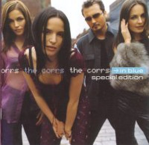 In Blue - Image: In Blue (The Corrs album special edition cover art)