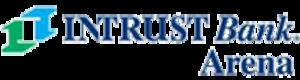 Intrust Bank Arena - Image: Intrustbankarenalogo