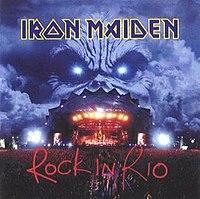 Rock in Rio cover