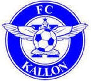 F.C. Kallon - Image: Kallon FC